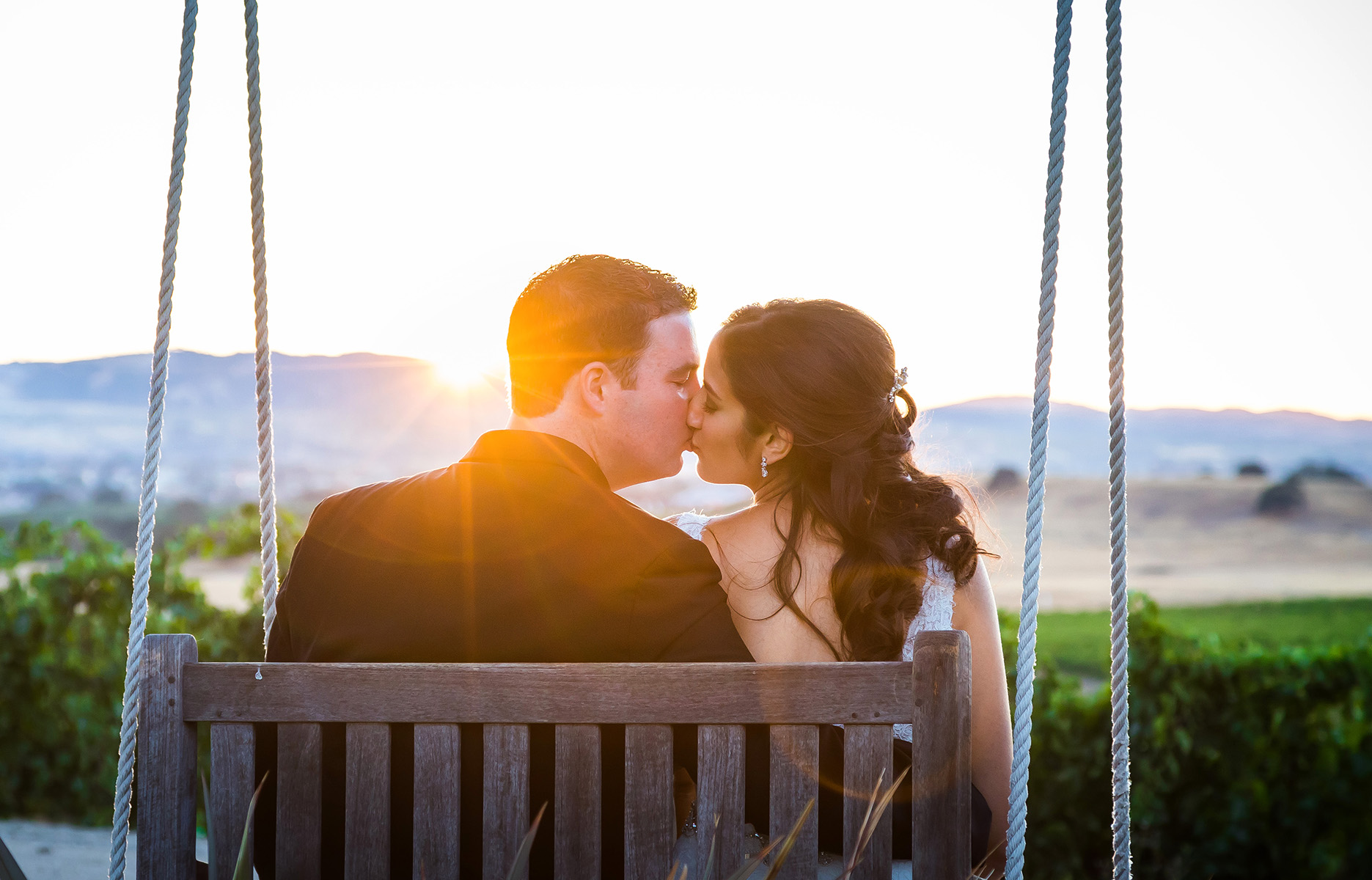 Pear Valley Vineyards Wedding Photographer - Julie & Mike's Paso Robles Wedding - Clair Images Wedding Photography