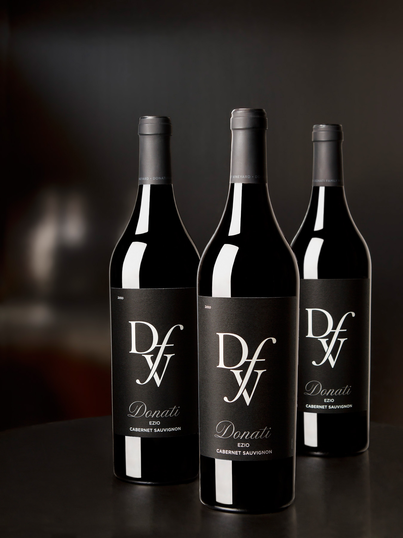 Clair Images - Product Photography - Donati Family Vineyards